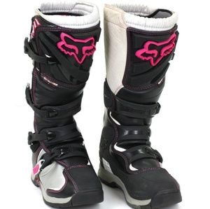 Fox Racing Comp 5 Womens MX Race Boots